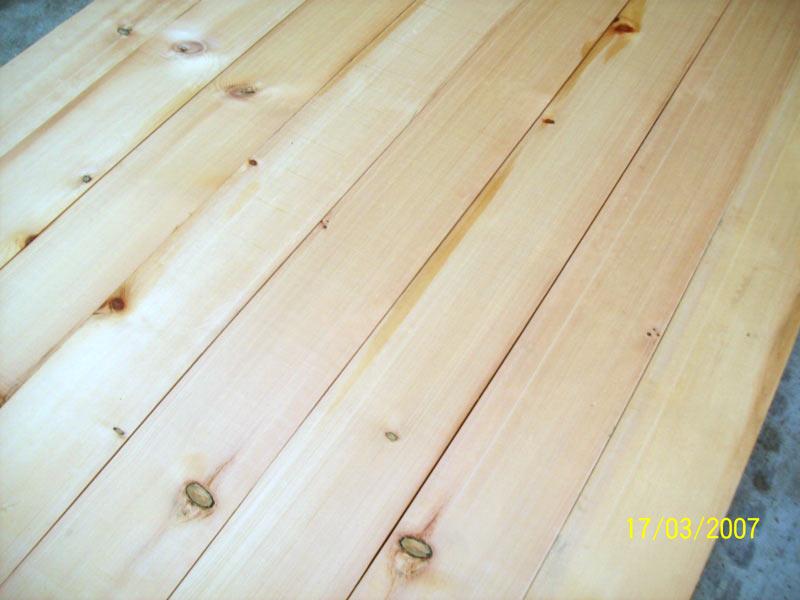 ... Reclaimed Red Pine Floorboards